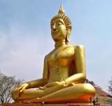 Giant Buddha image