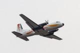 Air Creebec HS748 cargo.