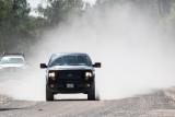 The dusty streets of Moosonee.