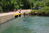 Me at Ponca Bridge, Weee!