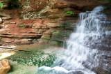*Scenic Shot, Lost Trail Waterfalls (Not Eden Falls)