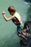 Adrian Jumping In