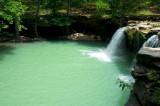 *Scenic Shot, Falling Water Waterfalls