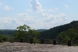Lookout At Pedestal Rocks King's Bluff