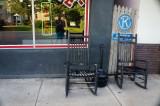 Ozark Cafe, Downtown