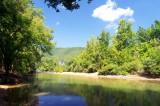 *Scenic Shot--Steel Creek