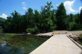 Ponca Access Bridge
