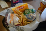 What I Had at Hardee's