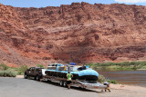 3 weeks road trip in west USA - Lees Ferry, Cliff Dwellers, the Vermilion Cliffs...
