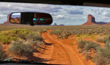 3 weeks road trip in west USA - Aboard a Jeep Wrangler on the trails of Mystery Valley in Monument Valley NP