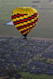 3 weeks road trip in west USA - A balloon flight over Napa valley