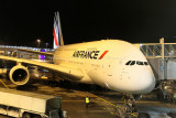 Two weeks in South Africa - Photos de notre vol Air France en A380 vers Johannesburg, puis vers le Cap