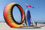 International 2014 Kite Festival in Berck sur Mer - Rencontre Internationale 2014 de Cerfs-Volants à Berck sur Mer
