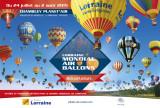 Affiche du Lorraine Mondial Air Ballons 2015