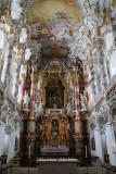 L'église de Wies classée au patrimoine mondial de l'UNESCO