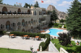 Pictures of our hotel in Cappadocia : the Kaya Hotel in Uchisar