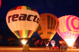 Lorraine Mondial Air Ballons 2015 - Pictures of the night glow
