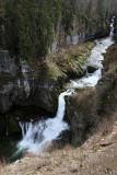 Cascade de la Billaude entre Champagnole et Les Planches en Montagne