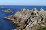 Découverte de la pointe du Raz et de la plage de Pors Piron