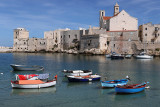 Two weeks in Puglia – Discovering the port and the village of Giovinazzo