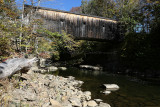 Discovering New England - The covered Bulls bridge