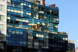 Discovering New York city - Pictures taken from the high line