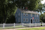 Discovering New England - Nice houses of classified Wetherfield village