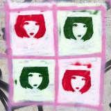 In squares
