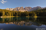 Lago carezza - Latemar