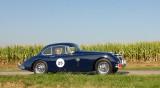 1957 Jaguar XK 150 coupé