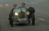 1925 Bugatt type 39 G biplace course