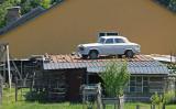 403 sur un toit