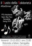 P-51 AIRPLANES feat. ROY PACI - Senigallia 13/12/2013