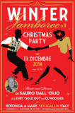 Winter Jamboree #9 Christmas Party - 13/12/2014
