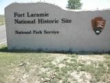 Fort Laramie  August 27, 2013