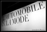 Cars & Fashion in 2014 Paris Motor Show