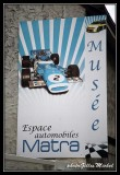 MATRA Museum in Romorantin with Ferrari Show