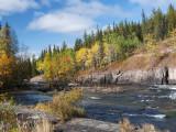 Autumn Colours along the River