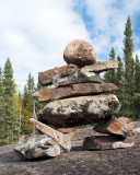 Inukshuk on the Trail