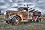 Old Mine Firetruck