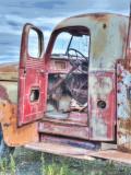 Fire truck Cab