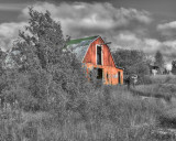 Old Barn-West of Airport