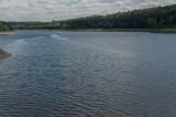 Ansicht des Eupener Sees vom Damm