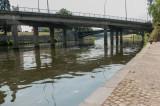 Weser kurz vor ihrer Mündung in Verviers