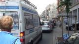 Brüssel --- kein Paradies für Radfahrer.