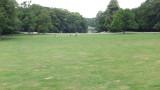 Im Park von Brüssel