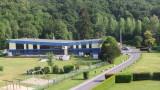 Chaudefontaine Freibad: Baden in Mineralwasser