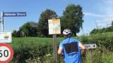 An der deutsch-belgischen Grenze