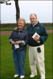 Bob Searl & Dianne - Normandy France