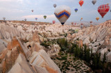 Hot Air Balloons, Cappadocia (Turkey)